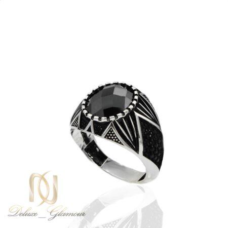انگشتر مردانه نقره اسپرت rg-n460