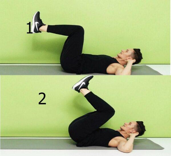 تمرینات مخصوص سوازاندن چربی شکم 3 600x547 - تمرینات مخصوص سوازاندن چربی شکم