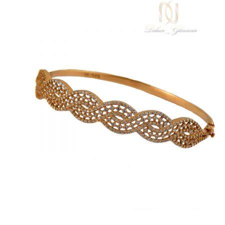 دستبند رزگلد نقره زنانه ma-n144