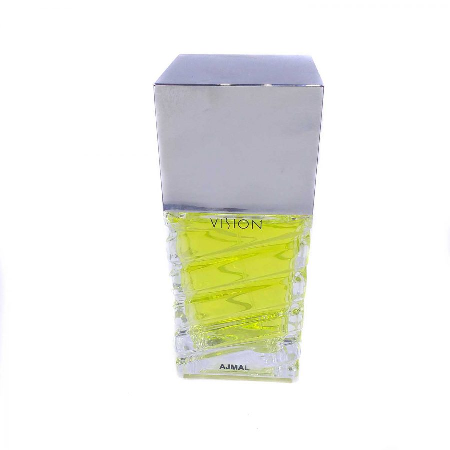 ادوپرفیوم مردانه ویژن اجمل pe-n117 از نمای سفید