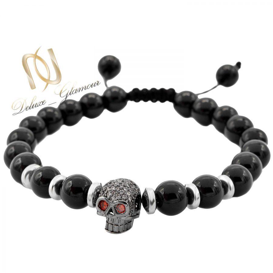 دستبند مردانه اسپرت سنگی DS-N543
