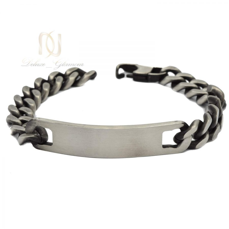 دستبند مردانه طرح کارتیه استیل ds-n555