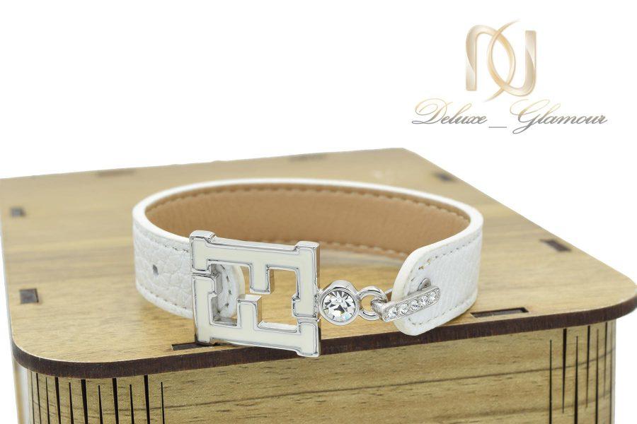 دستبند چرم دخترانه اسپرت DS-N542