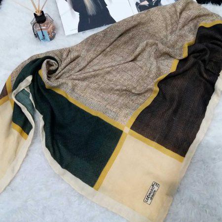روسری لئوناردو دست دوز sr-n422