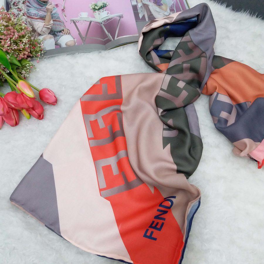 روسری نخی پاییزه sr-n405