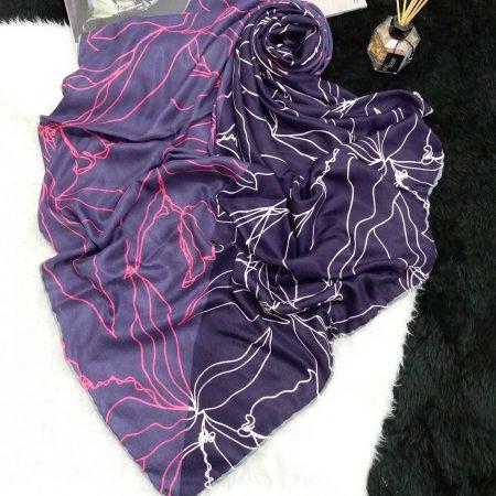 روسری پاییزه قواره بزرگ sr-n410