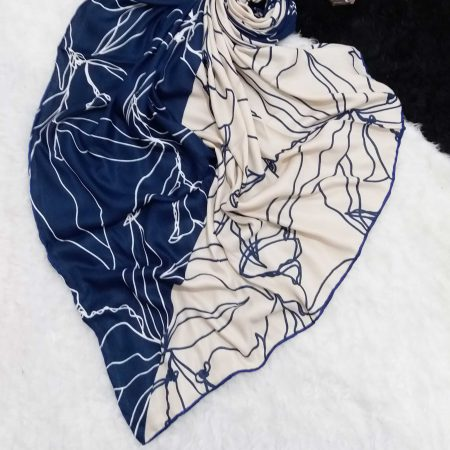روسری قواره بزگ پاییزه sr-n413
