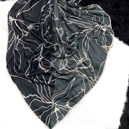 روسری نخی پاییزه sr-n414