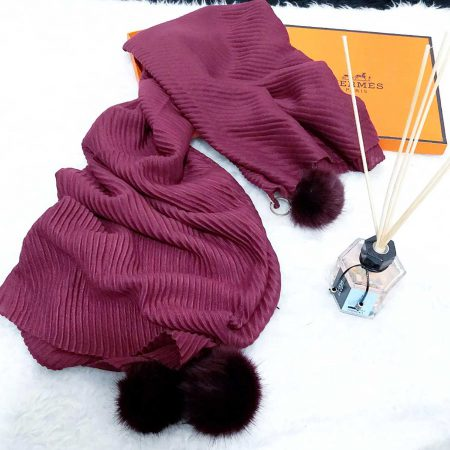 روسری پم پم sr-n456