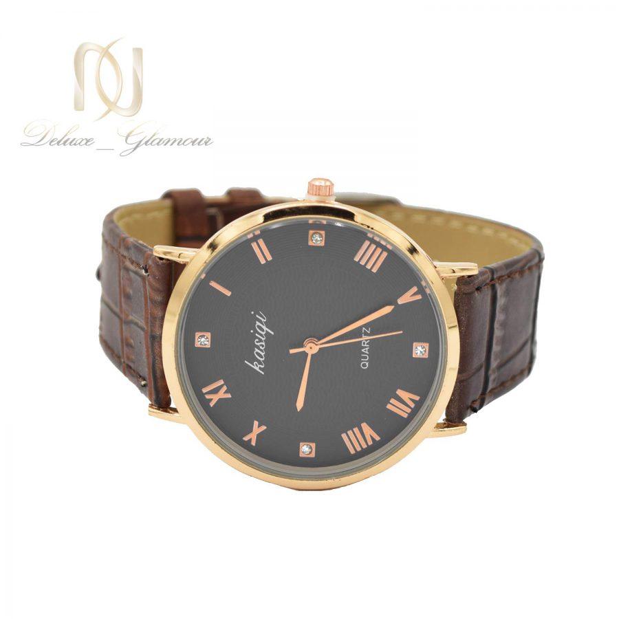 ساعت مردانه اسپرت چرمی wh-n183 از نمای سفید