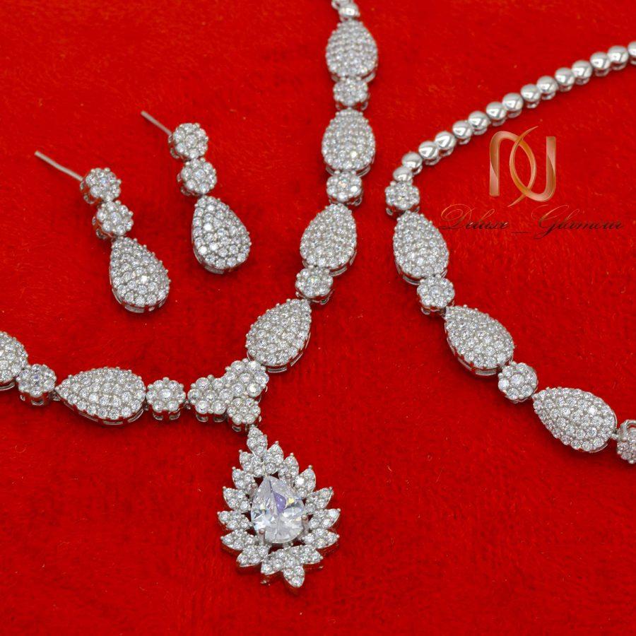 سرویس نقره عروس جواهری ns-n501