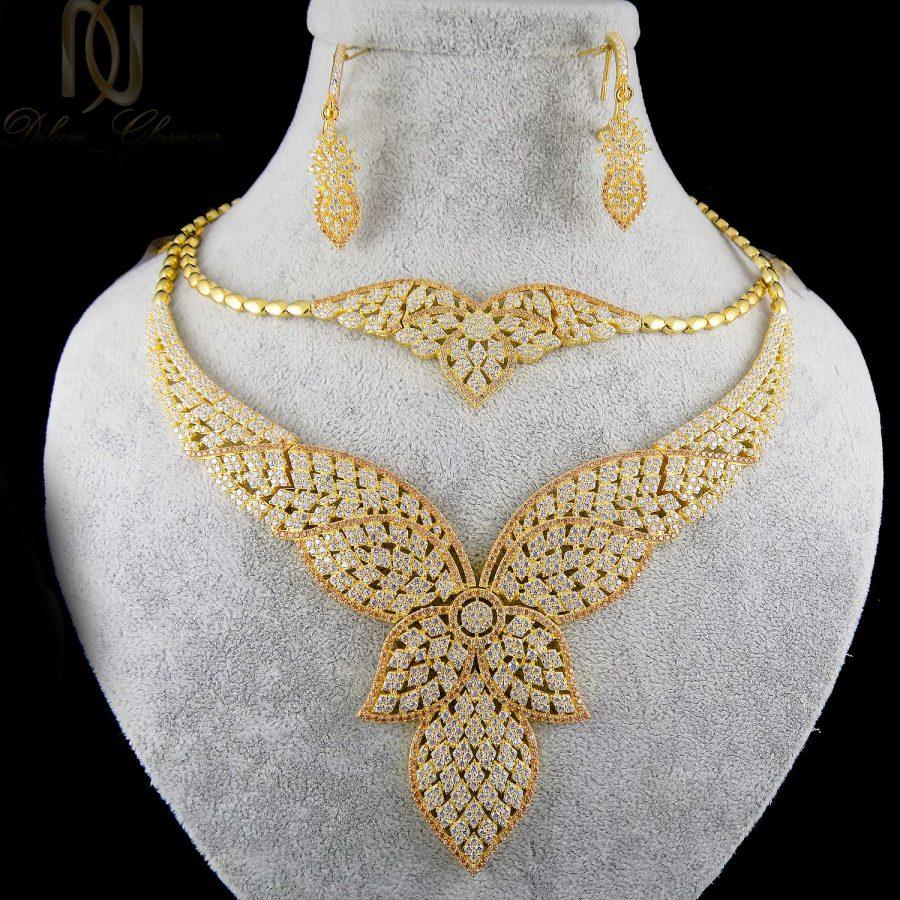 سرویس نقره عروس طرح طلا ma-n401