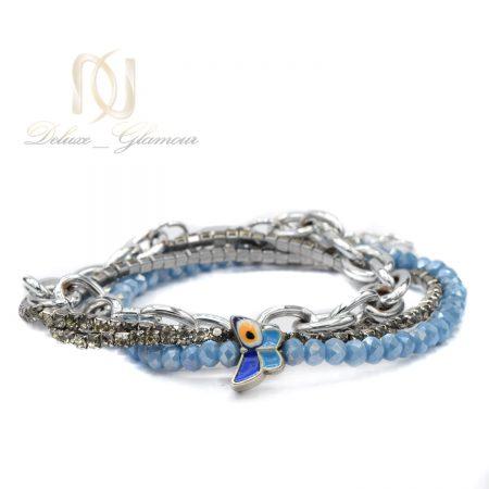 پک دستبند دخترانه اسپرت خاص ds-n553 از نمای روبرو