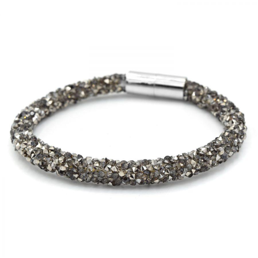 دستبند دخترانه طرح سواروسکی ds-n590