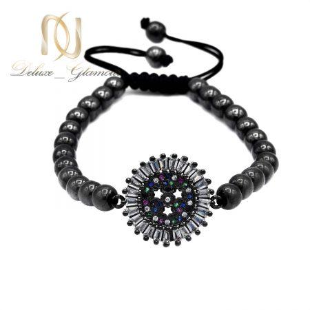 دستبند سنگی دخترانه طرح ستاره ds-n579