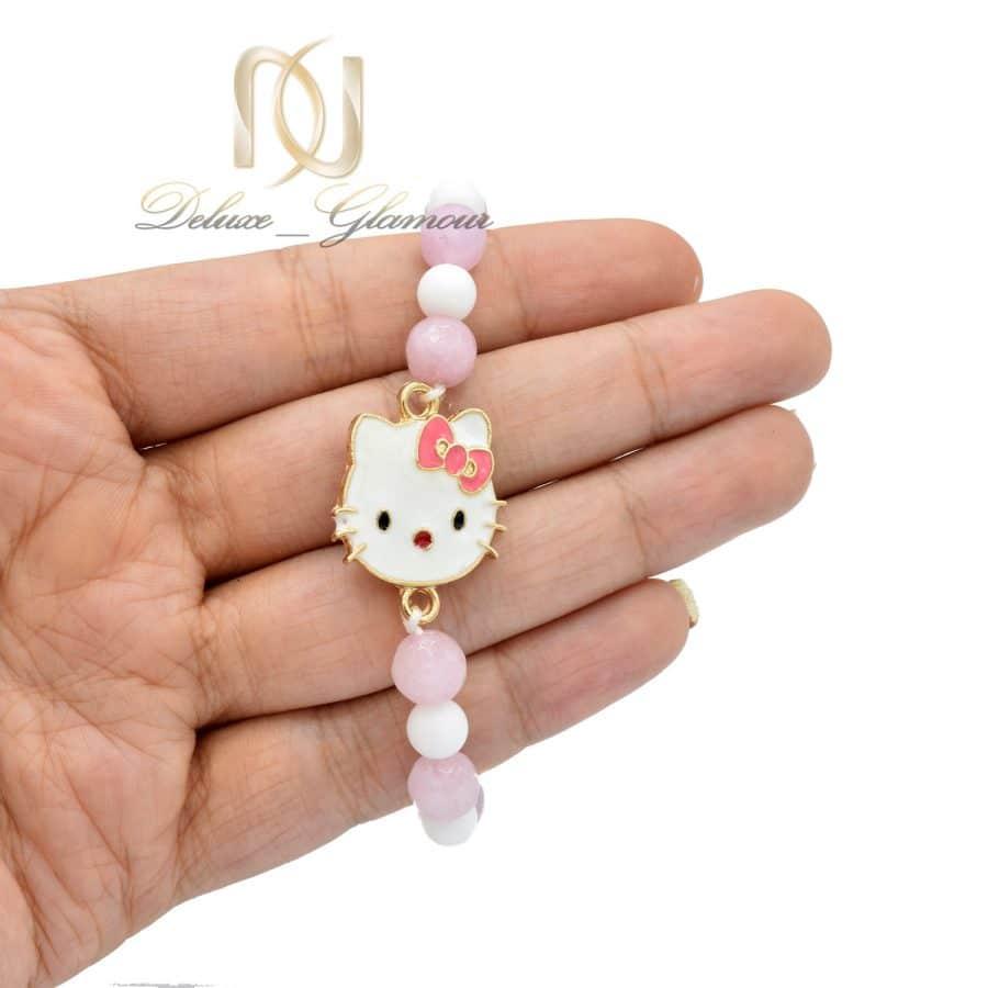 دستبند بچگانه کیتی سنگی ds-n597