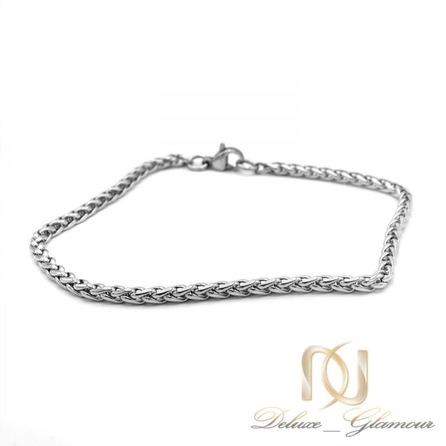 دستبند زنانه ظریف زنجیری طرح طلا ds-n601