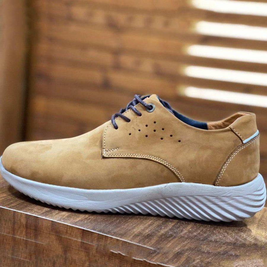 کفش مردانه چرم طرح جدید SH-N117