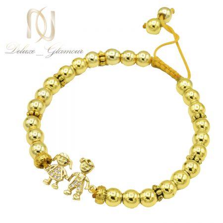 دستبند بچگانه سنگ حدید ds-n621
