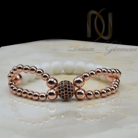 دستبند سنگی اسپرت دخترانه za-n419