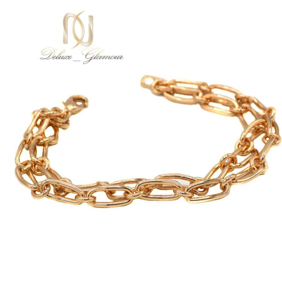 دستبند ژوپینگ زنانه طرح طلا ma-n518