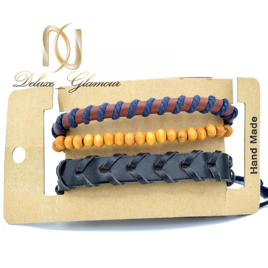 پک دستبند اسپرت دست ساز ds-n670 از نمای روبرو