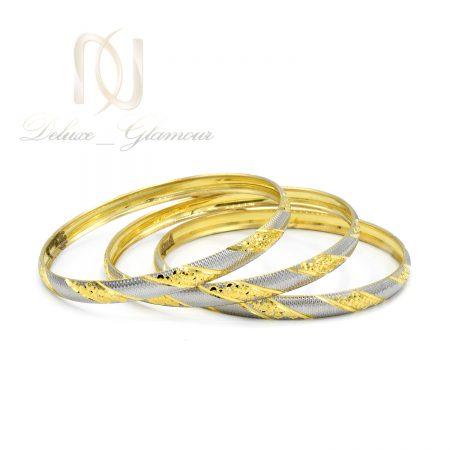 النگو نقره تراش طرح طلا al-n139