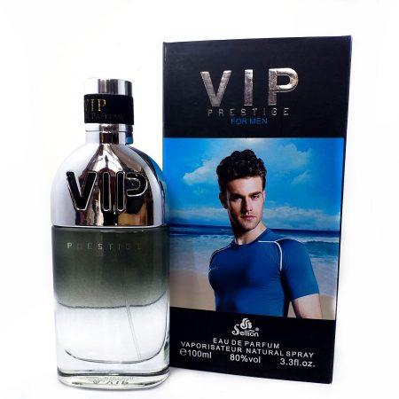 ادوپرفیوم مردانه VIP صد میلی لیتری PE-N132 از نمای روبرو