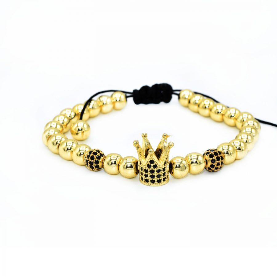 دستبند دخترانه اسپرت سنگی za-n449