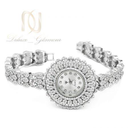 ساعت نقره 925 جواهری طرح جدید wh-n204