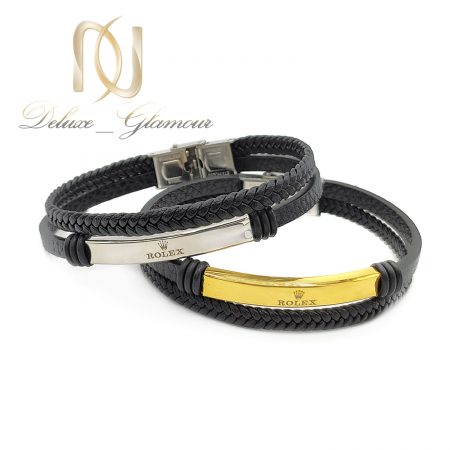ست دستبند چرم دخترانه و پسرانه ds-n681