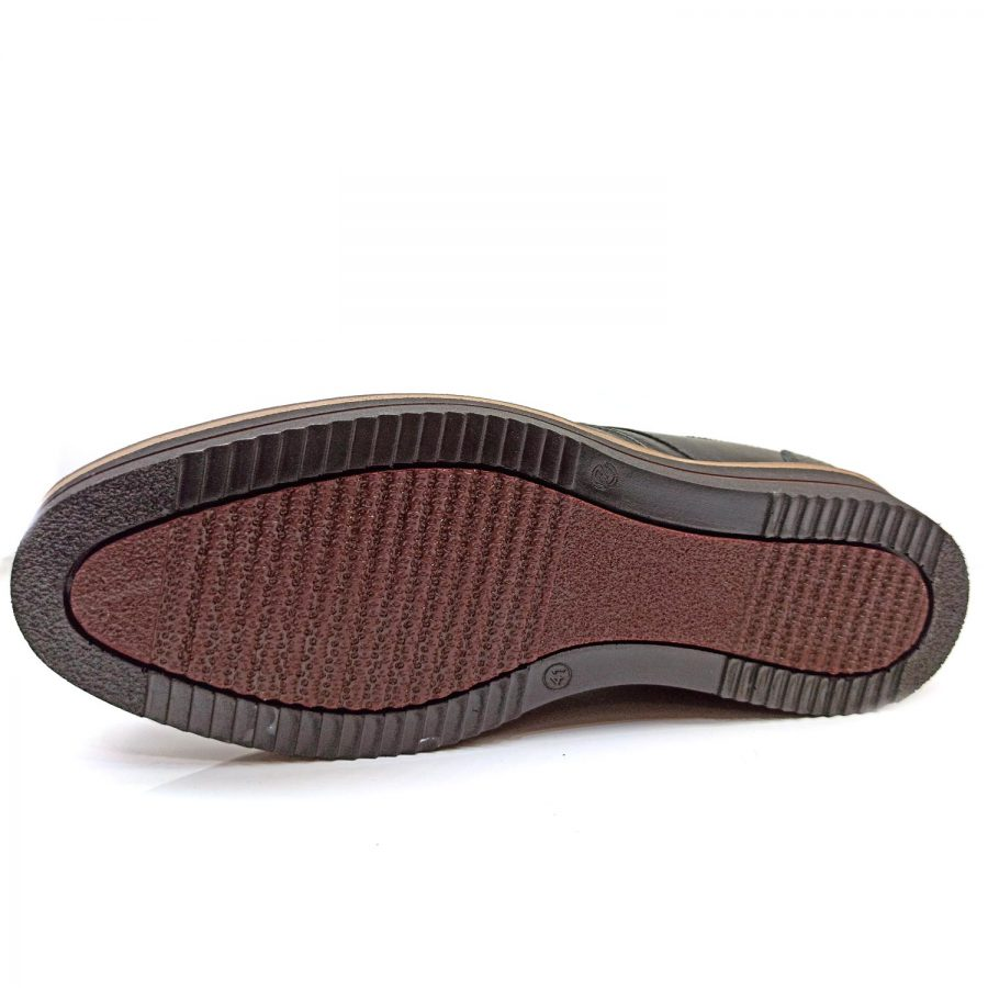 کفش مردانه چرم کلاسیک طرح جدید sh-n174