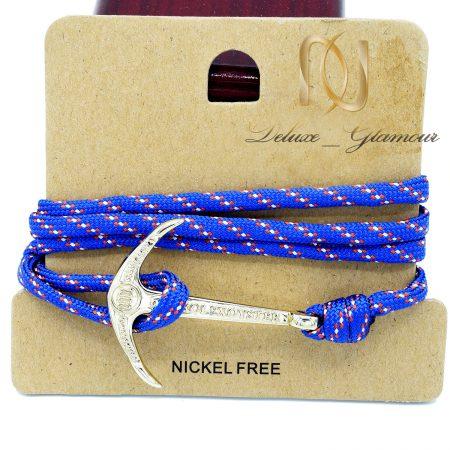 دستبند فشن دخترانه طرح لنگر ds-n705