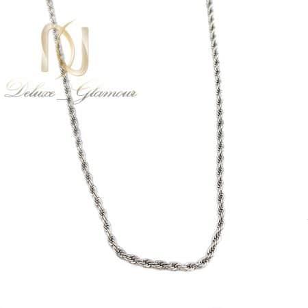 زنجیر مردانه استیل ماری بلند nw-n785