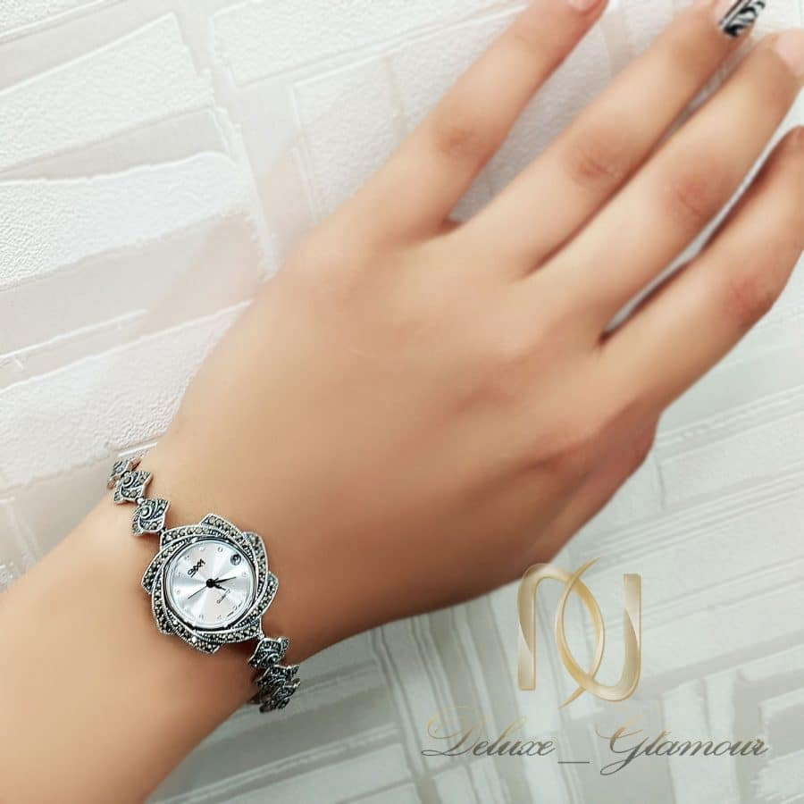 ساعت نقره سیاه قلم اصل ارزان قیمت wh n207 3 | ساعت نقره سیاه قلم اصل ارزان قیمت wh-n207