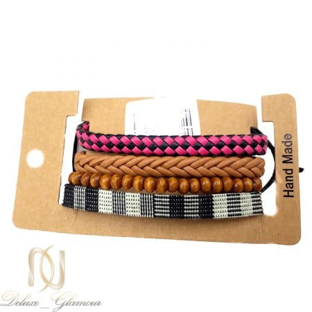 پک دستبند دخترانه فشن ds-n700