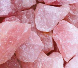 خواص و ویژگی های سنگ کوارتز صورتی rose quartz