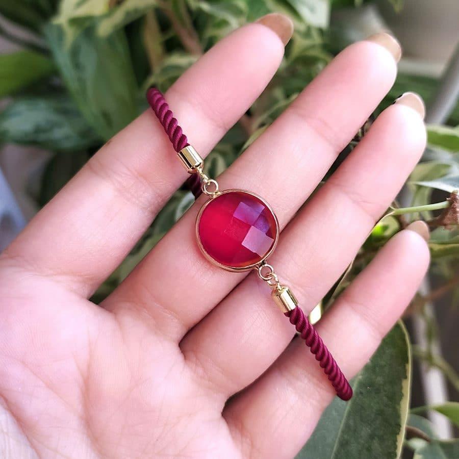 دستبند دخترانه اسپرت دست ساز za n460 2 | دستبند دخترانه اسپرت دست ساز za-n460