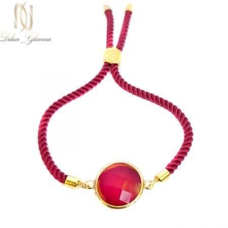 دستبند دخترانه اسپرت دست ساز za-n460