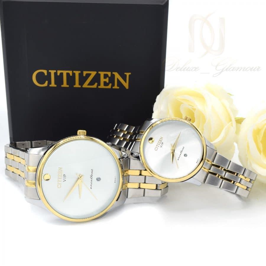 ساعت ست citizen 8001 استیل wh n212 2   ساعت ست citizen 8001 استیل wh-n212