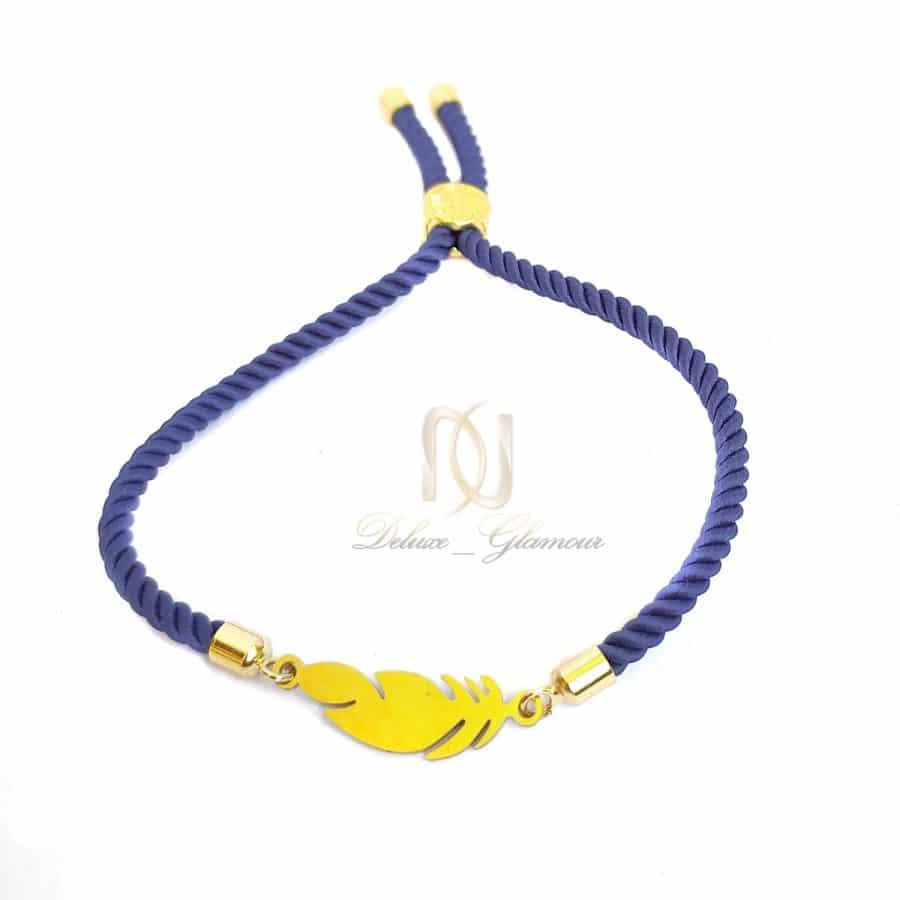 دستبند دخترانه فشن طرح پر za n481 | دستبند دخترانه فشن طرح پر za-n481