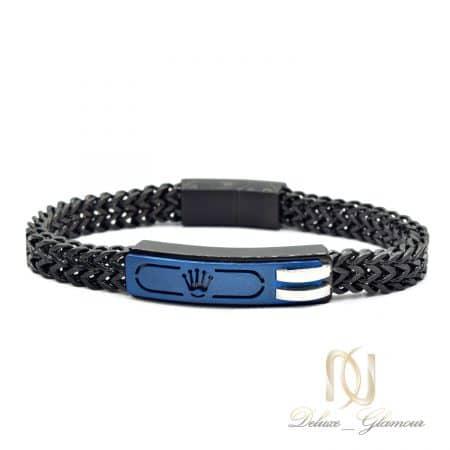 دستبند مردانه ROLEX استیل طرح خاص DS-N762
