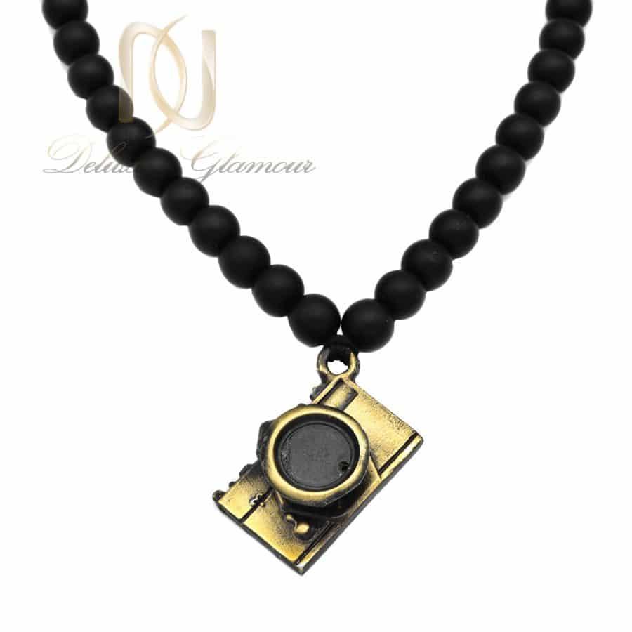 گردنبند مردانه ارزان قیمت طرح دوربین za n489 | گردنبند مردانه ارزان قیمت طرح دوربین za-n489