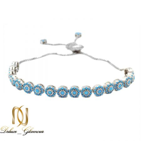 دستبند نقره دخترانه فانتزی جدید ma-n539