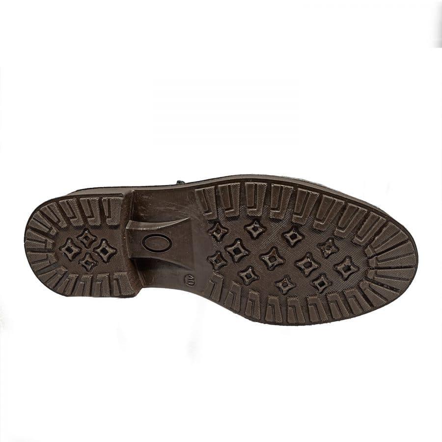 کفش مردانه چلسی تمام چرم طبیعی sh-n206