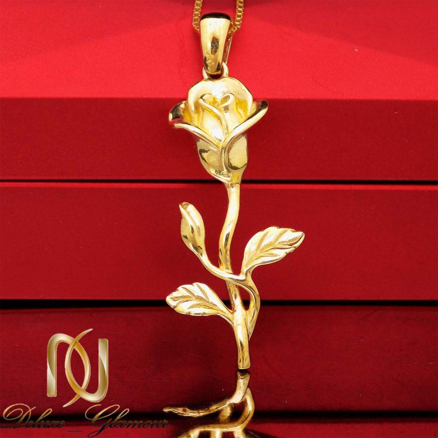 گردنبند زنانه طرح گل نقره 925 اصل ma n537 2 | گردنبند زنانه طرح گل نقره 925 اصل ma-n537