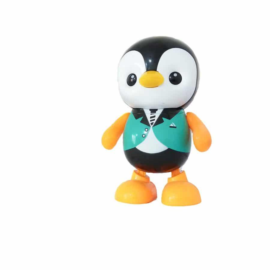 اسباب بازی موزیکال طرح پنگوِءن AY N123 2 | اسباب بازی موزیکال طرح پنگوِئن AY-N123