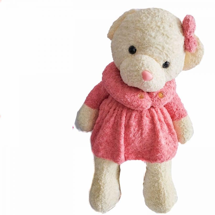 خرس مهربان AY N125 2 | عروسک خرس مهربان AY-N125