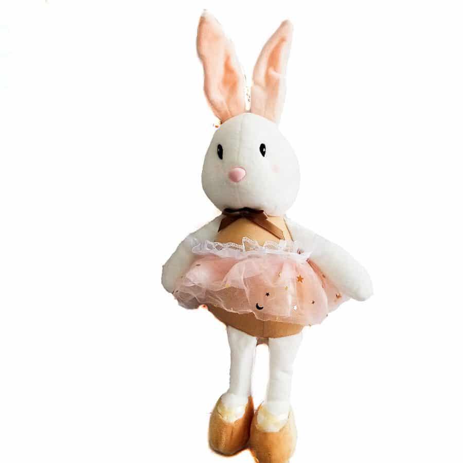 عروسک پولشی طرح خرگوش AY N119 | عروسک پولشی طرح خرگوش AY-N119