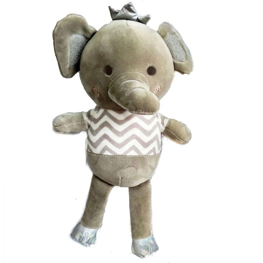 عروسک پولیشی خارجی طرح فیل AY N117 2 | عروسک پولیشی خارجی طرح فیل AY-N117